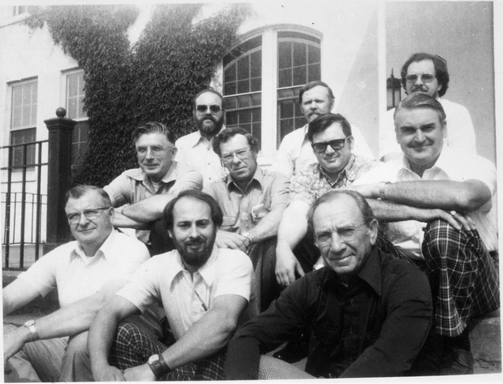 First CEFTS meeting in  1976